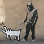 Banksy Haring